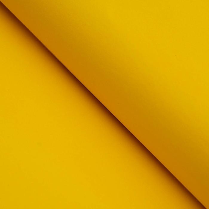 Бумага цветная, Тишью (шёлковая), 510 х 760 мм, Sadipal, 1 лист, 17 г/м2, жёлтое золото