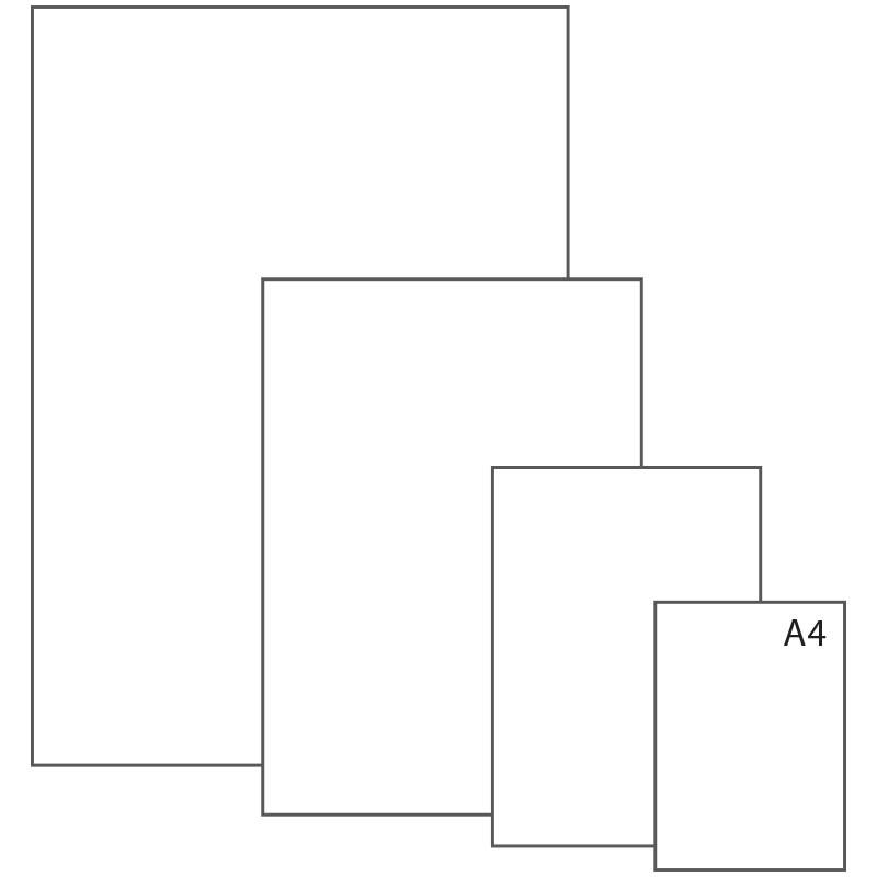 Ватман А4, 210*297, ЛенГознак, 200г/м2