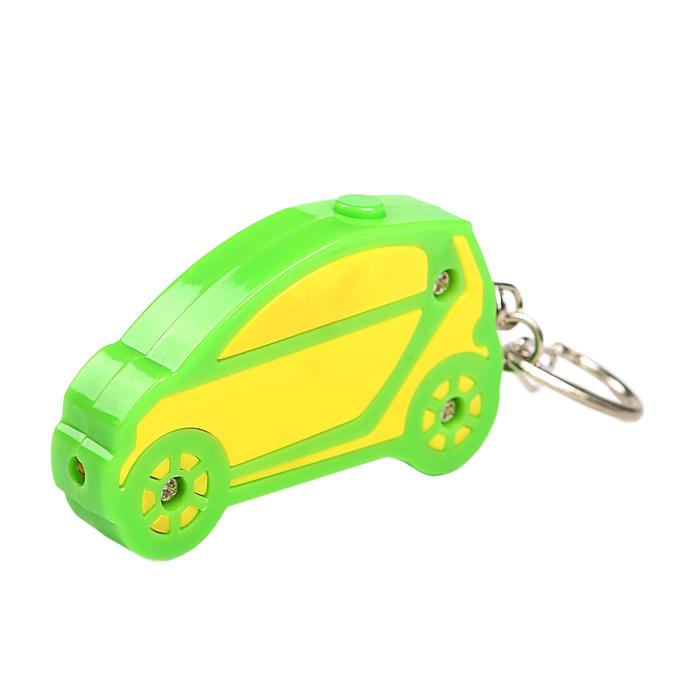 "Брелок для поиска ключей ""Машинка 2"", пластик, МИКС"