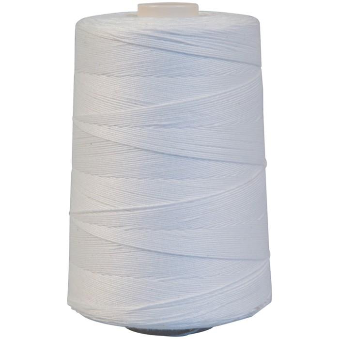 Нить лавсано-хлопчатобумажная для подшивки документов, d=1 мм, длина 1000 м, ЛШ 210