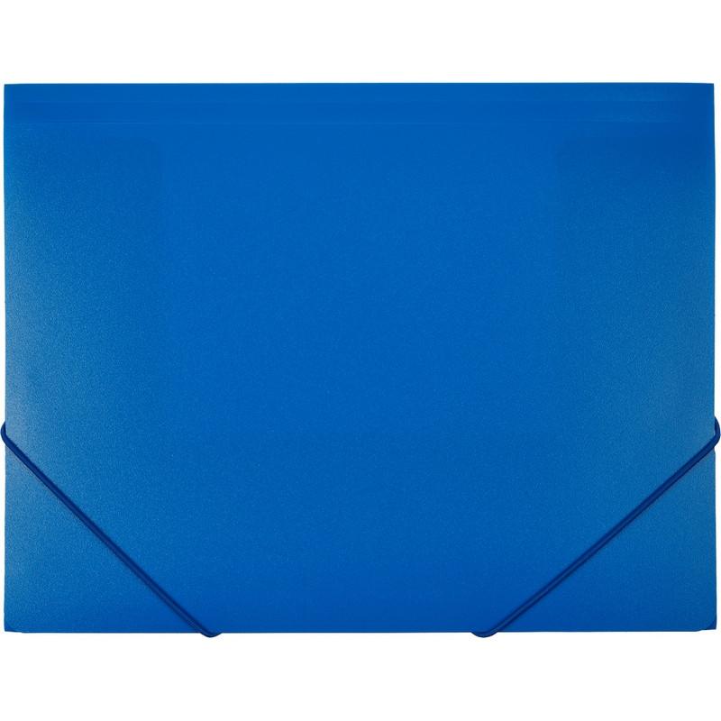 Папка на резинках ATTACHE F315/06 синяя