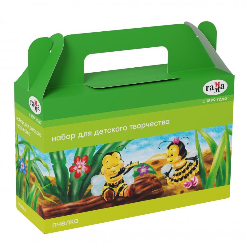 Набор для детского творчества Гамма Пчелка, 8 предметов, 270420203