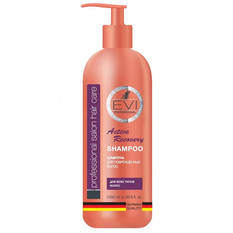 Шампунь EVI Professional Активный  комплекс д/всех тип волос 1000мл 324979