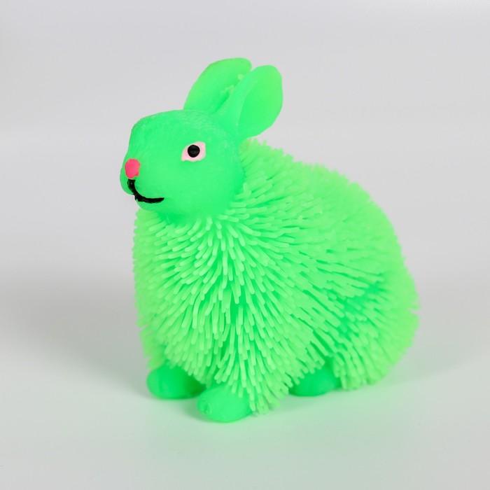 Ёжка «Заяц», световой, цвета МИКС