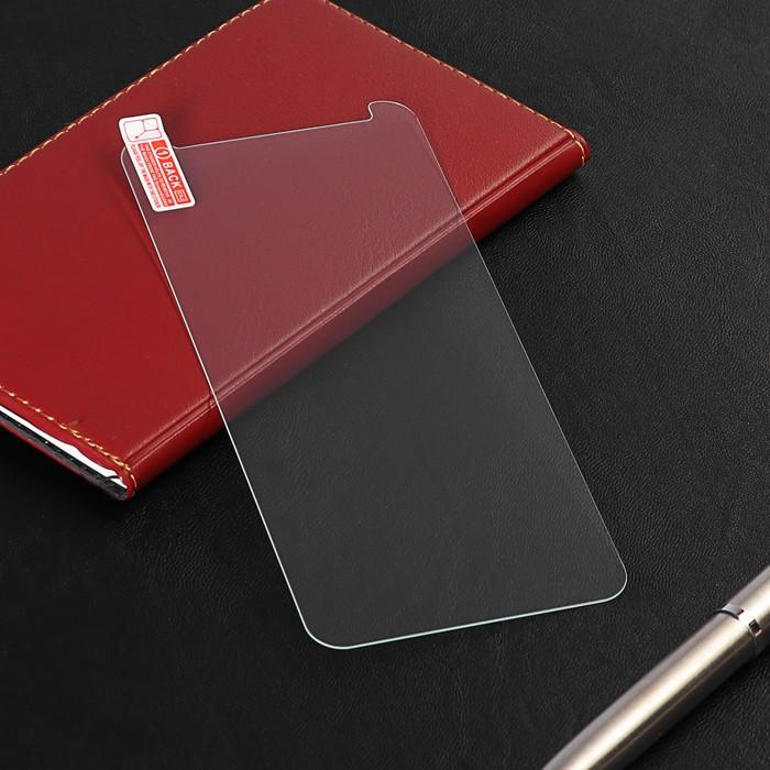 Защитное стекло LuazON для Samsung Galaxy A9, 0.26 мм, 9Н,