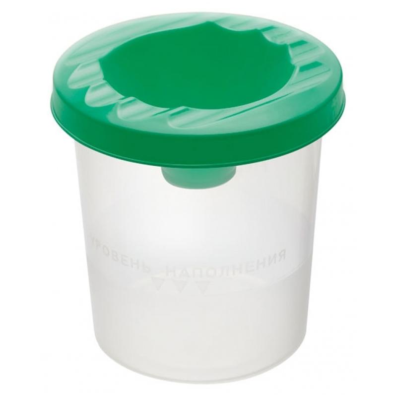Стакан-непроливайка Стамм, зеленый