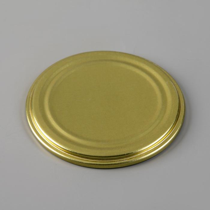 Крышкa для консервировaния «aссорти», СКО-82 мм, упaковкa 50 шт, цвет золотой