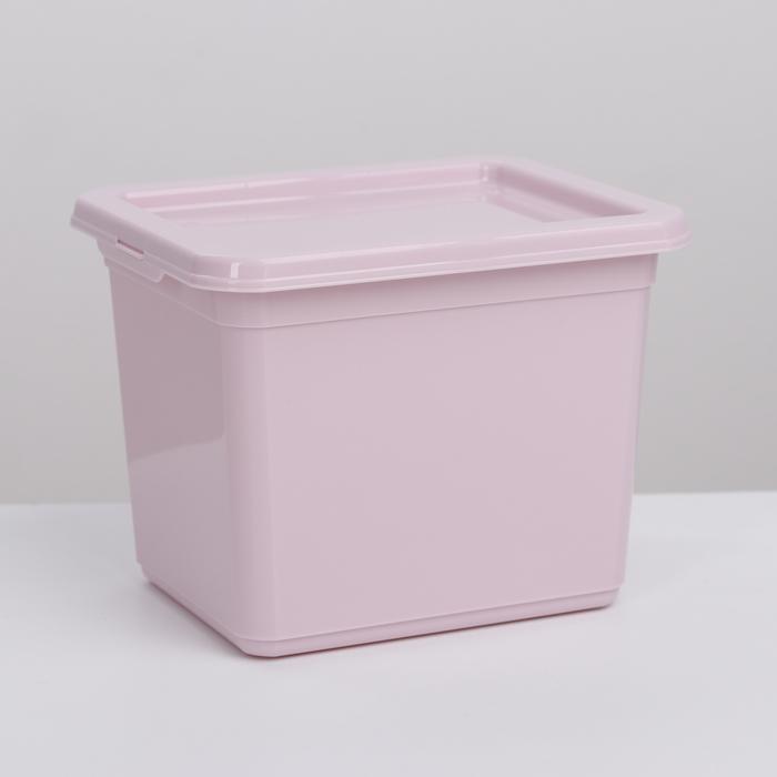 Ящик для хранения Helsinki, 2,5 л , цвет лиловый