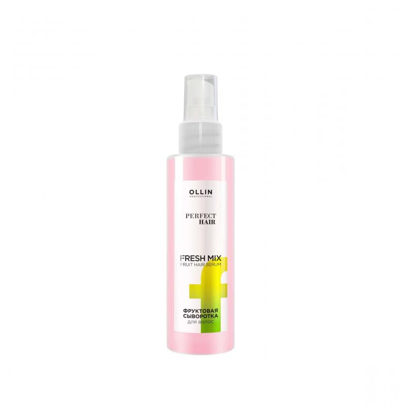 Сыворотка фруктовая для волос OLLIN PERFECT HAIR FRESH MIX 120мл