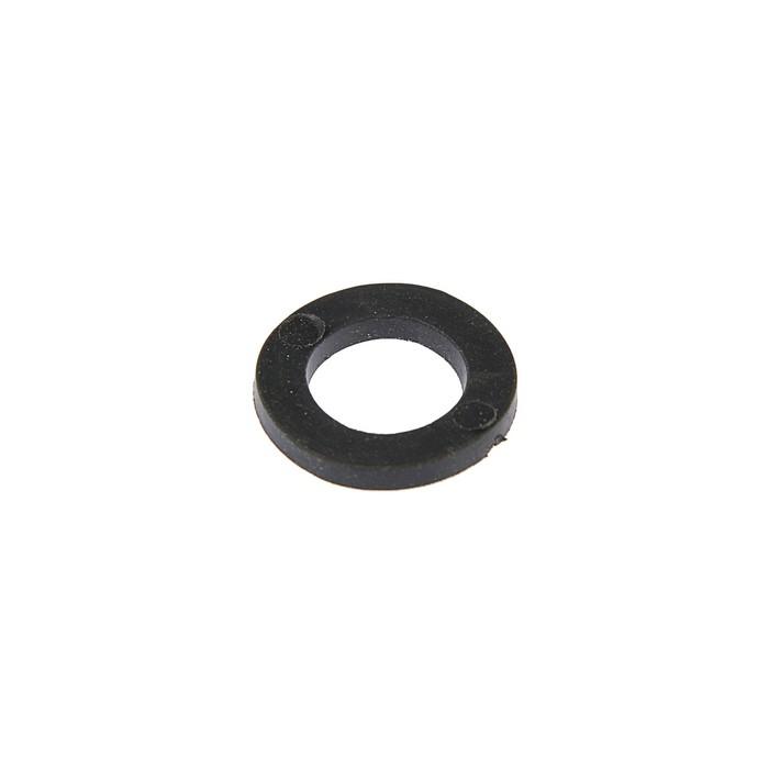 """Прокладка резиновая LuazonAqua, 3/4"""", 25 х 5 х 4 мм, черная"""