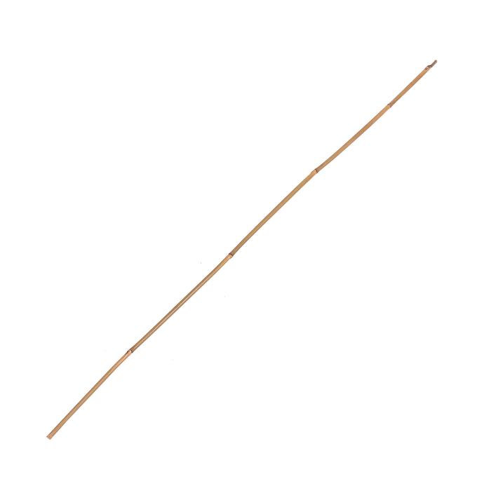 Колышек для подвязки растений, h = 90 см, ножка d = 0,6-0,8 см, бамбук, Greengo