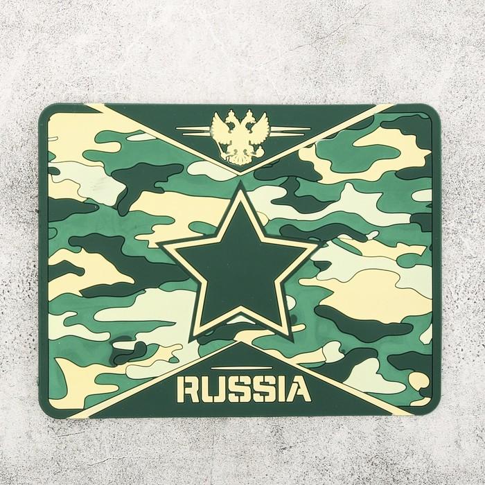 Прилипало на панель Russia