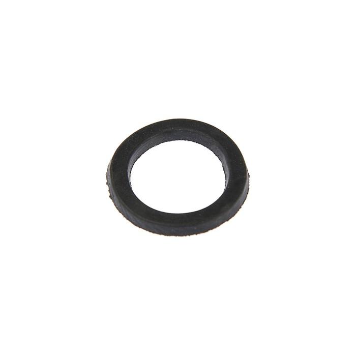 """Прокладка резиновая LuazonAqua, 1"""", 32 х 5 х 4 мм, черная"""