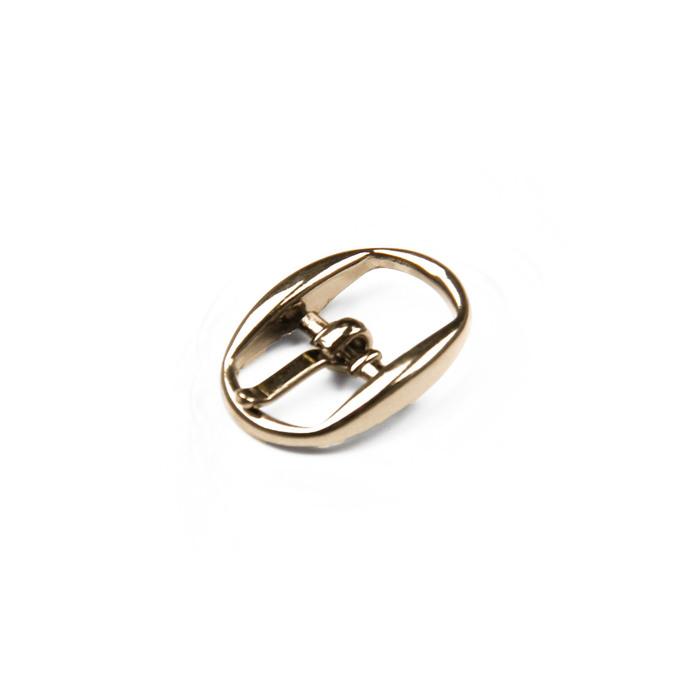 Пряжка для босоножек, 10 мм, цвет золото