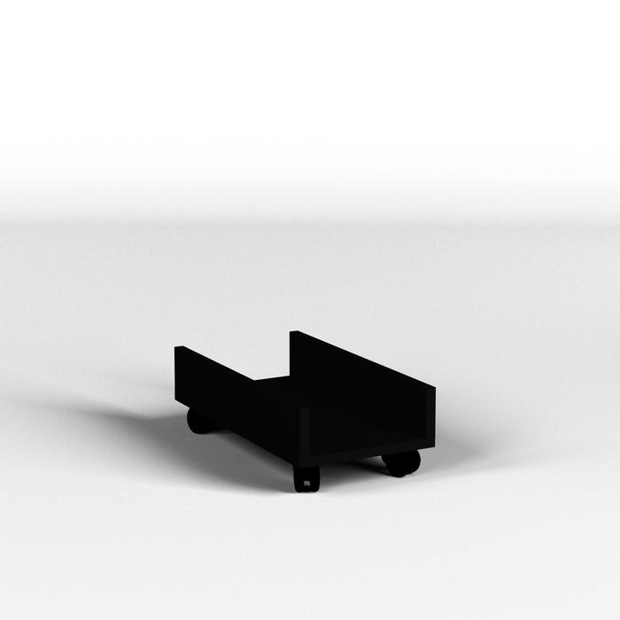 Подставка под системный блок 450*240*150 Черный