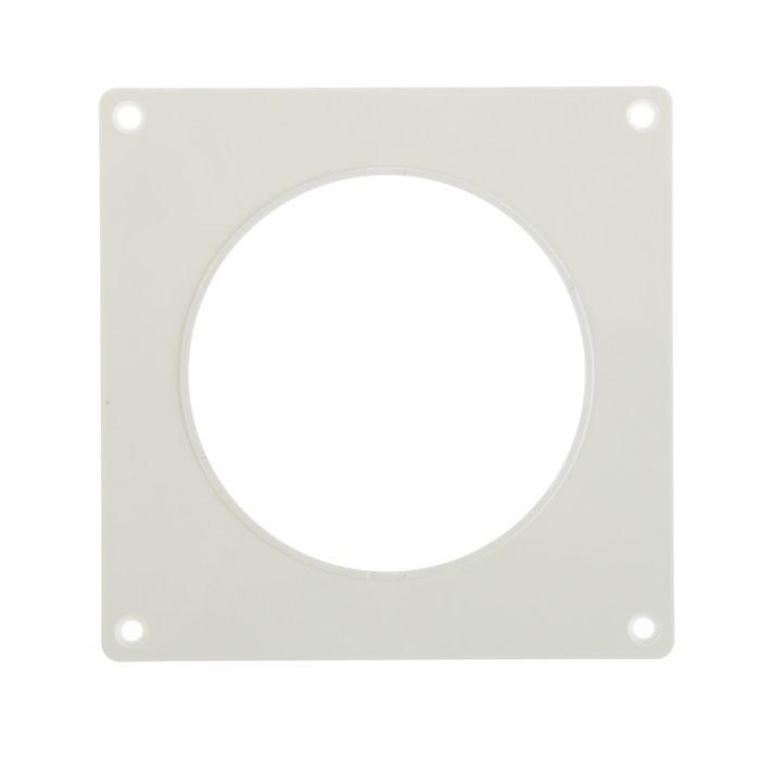 Накладка круглая VENTS, настенная, d=100 мм