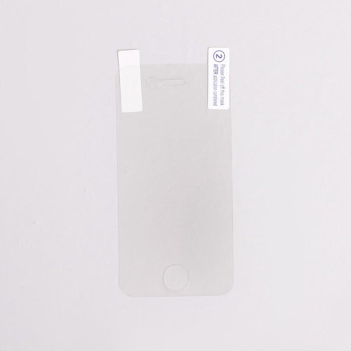 Защитная пленка для Apple iPhone 4/4S, матовая, 1 шт.