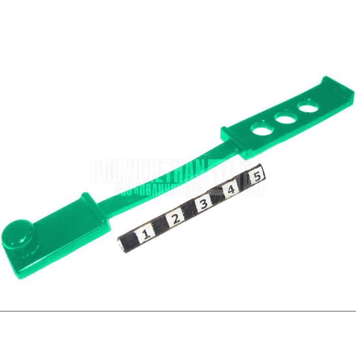 Ремешок-застежка, M71, зеленый