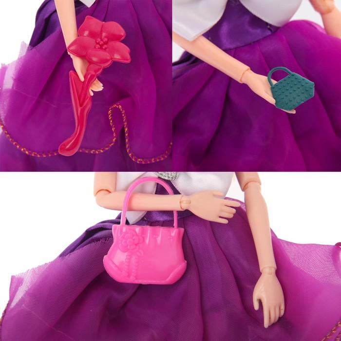 Аксессуары для кукол «Модница», МИКС