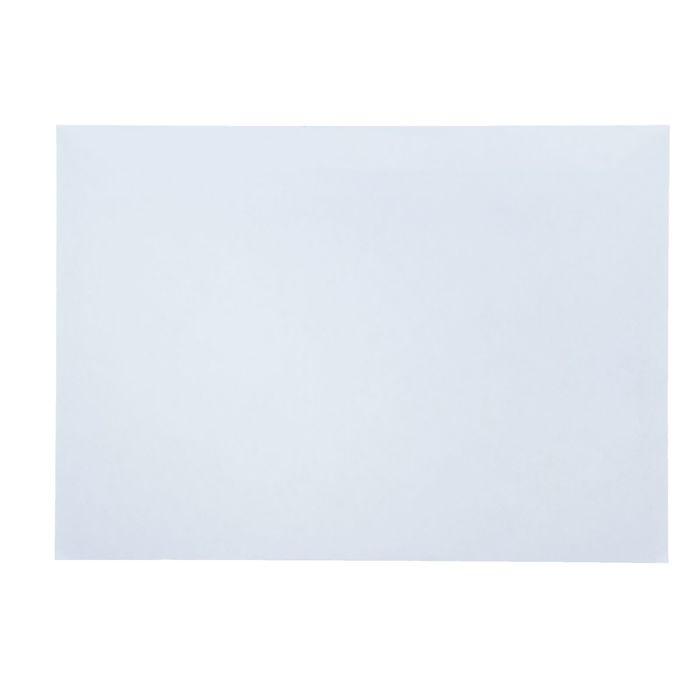 Конверт почтовый С6 114х162мм чистый, без окна, силиконовая лента, внутренняя запечатка, 80г/м, упаковка 1000шт