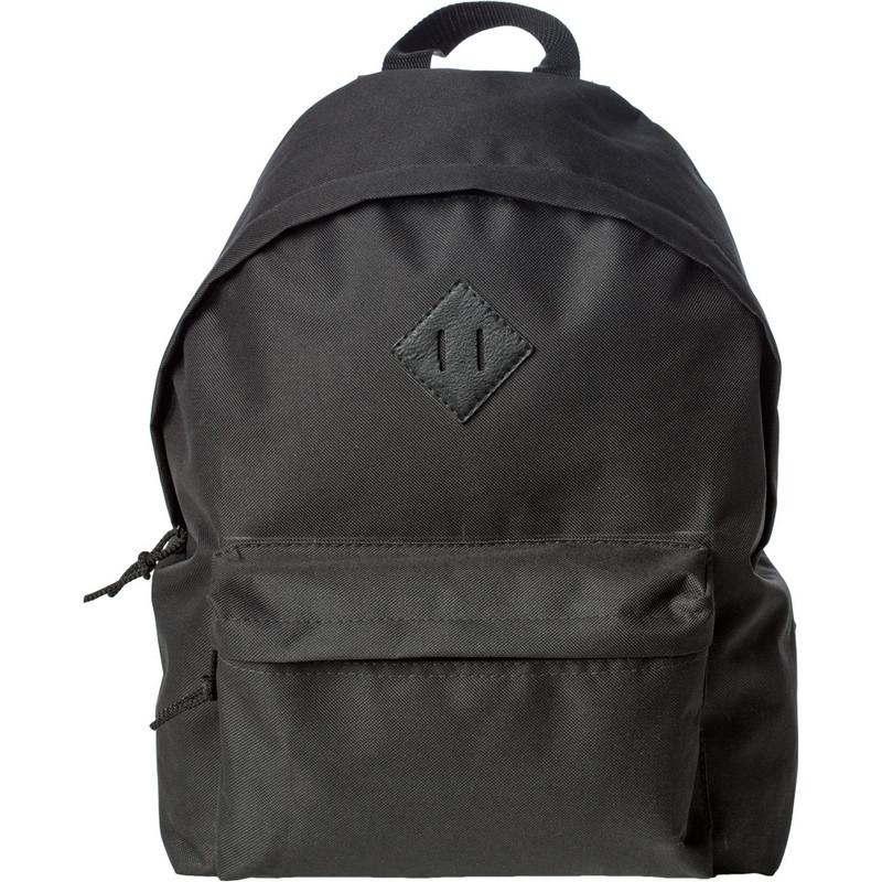 Рюкзак школьный 1 School универсальный, черный