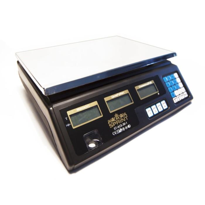 Весы бытовые электронные NECS-30-1