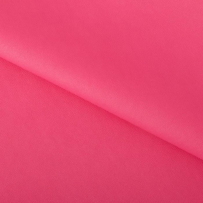 Ткань для пэчворка «Фуксия» декоративная кожа, 33 ? 33 см