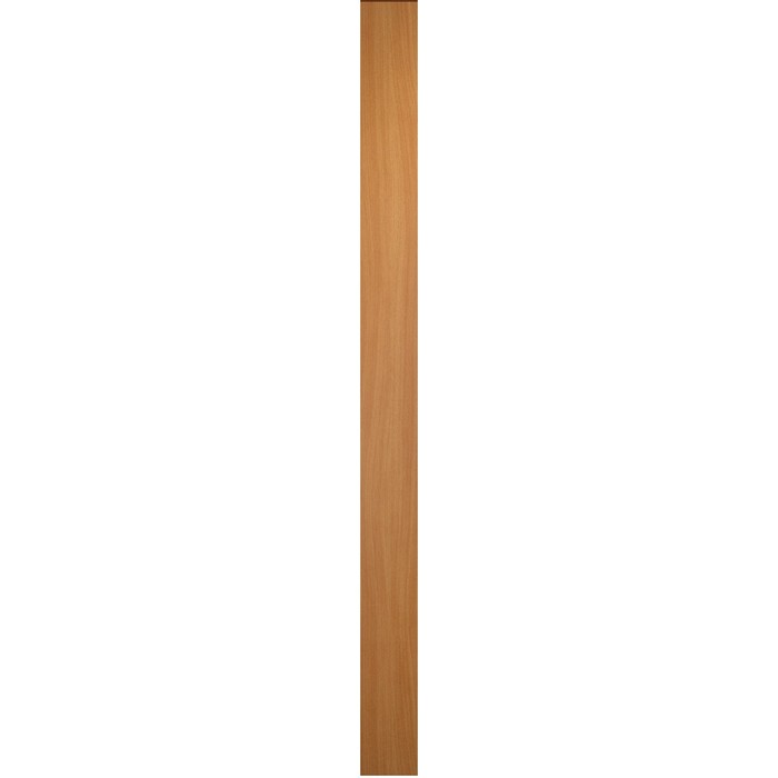 Наличник МДФ плоский Миланский орех 7,5x70x2150