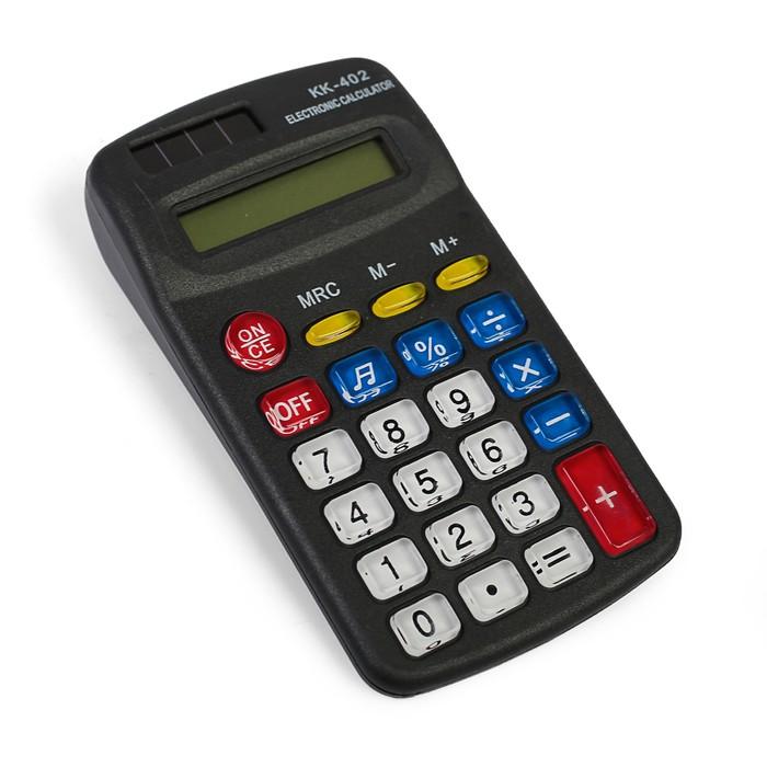 Калькулятор карманный, 8-разрядный