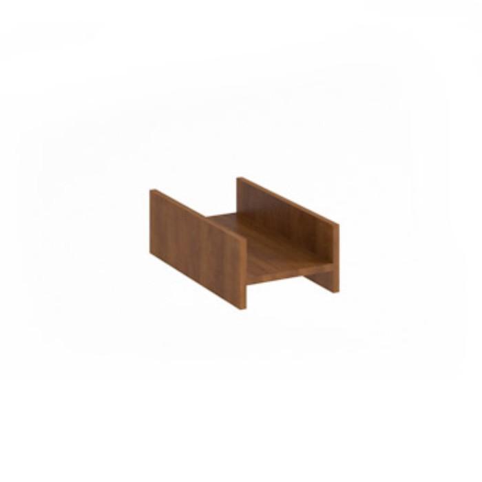 Подставка под системный блок ПП-1, 250х450х150 мм, орех