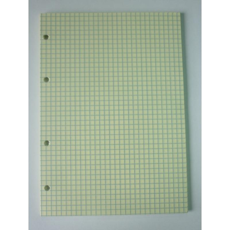 Сменный блок тонир,желтый,50л,А5