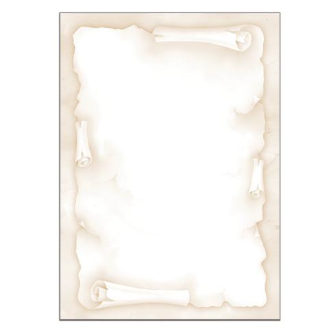 """Бумага дизайнерская """"СВИТОК"""" А4, 90 г/м2, 20 листов, DECADRY, TSC6720"""