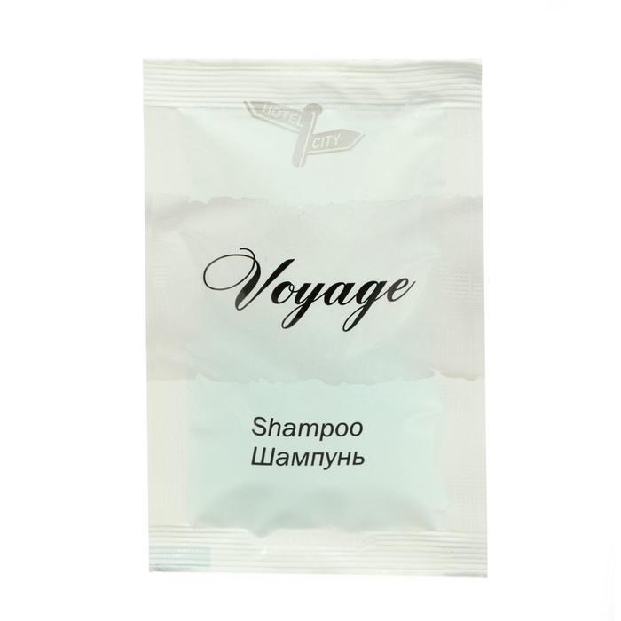 Шампунь для волос «Voyage», 10 мл
