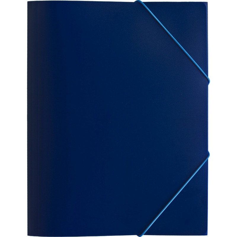 Папка на резинках Attache Economy 045-PR-E синий