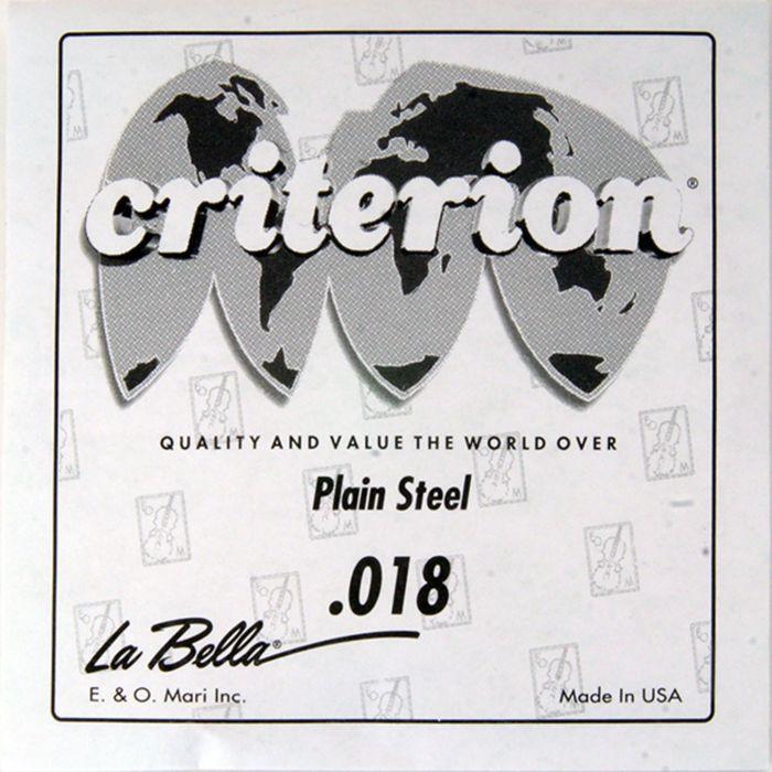 Отдельная струна La Bella CPS018  сталь, 018