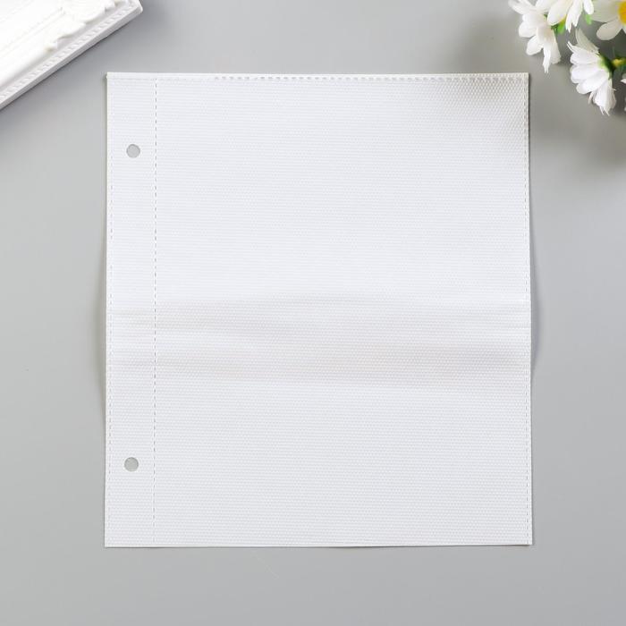 Лист для фотоальбома на 2 фото 13х18 см