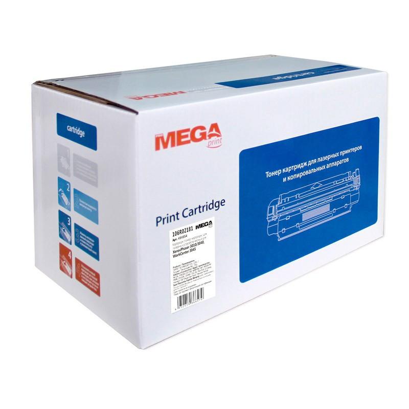 Картридж лазерный Promega print 106R02181 чер. для Xerox Ph3010/3040/WC3045