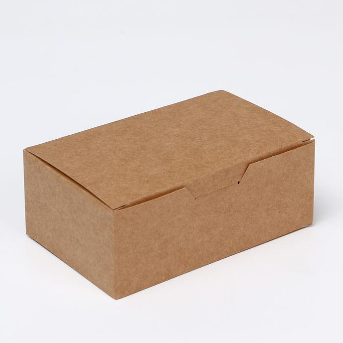 Упаковка для куриных крыльев и наггетсов, 11,5 х 7,5 х 4,5 см
