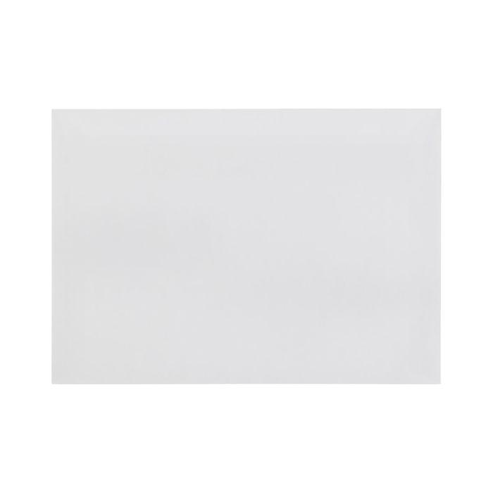 Конверт почтовый С6 114х162 мм, чистый, без окна, клей, внутренняя запечатка, 80 г/м?, в упаковке 100 шт.