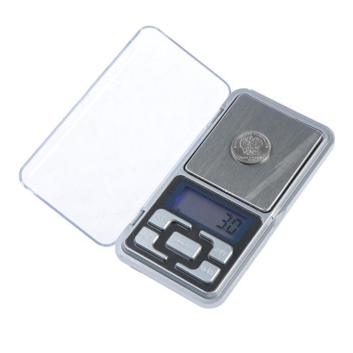Весы LVU-01, портативные, электронные, до 500 гр