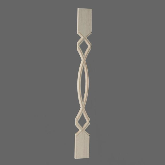 Балясина плоская сорт АВ 18х90х900 №2