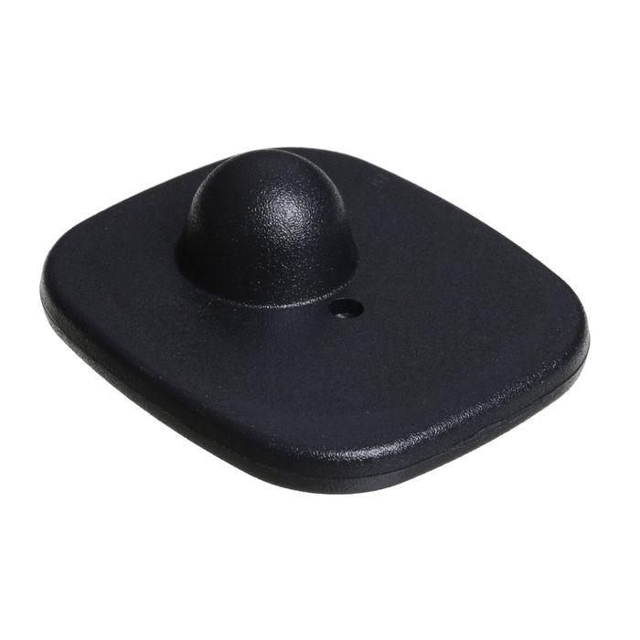 """Датчик радиочастотный """"Микро"""", без иголки, размер 4,5*4см, цвет чёрный"""