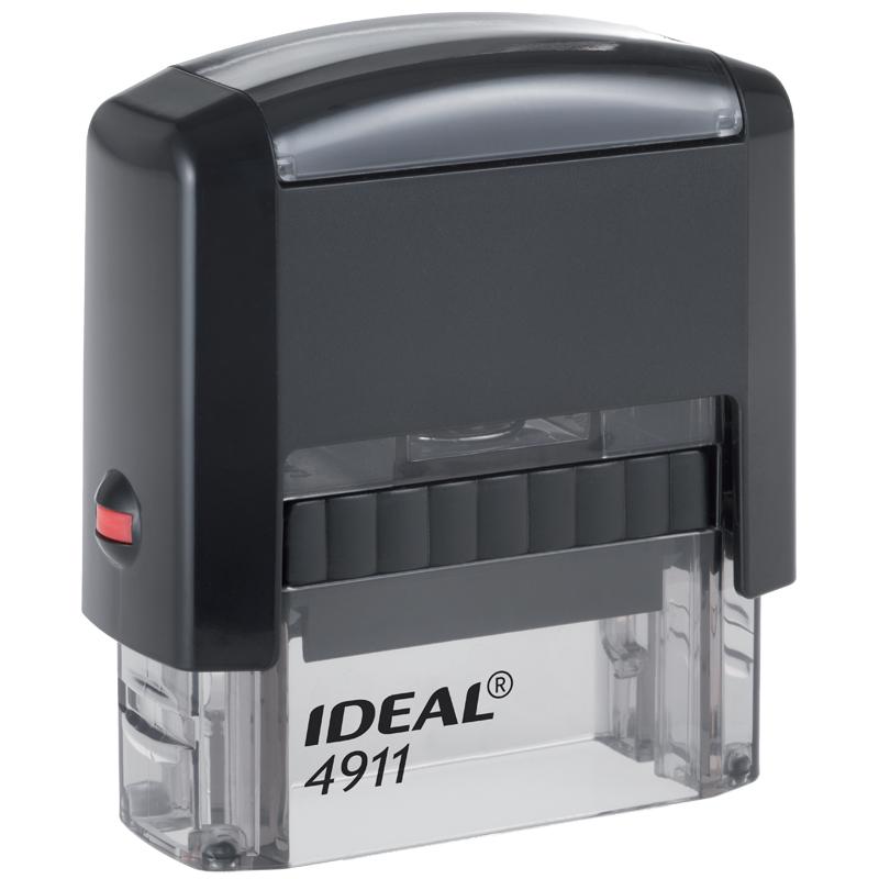 Оснастка для штампа Trodat 4911 Ideal, 38*14мм, пластик (125417)