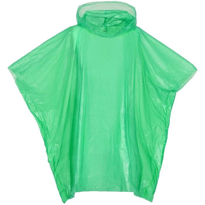 Дождевик-пончо RainProof, цвет зелёный
