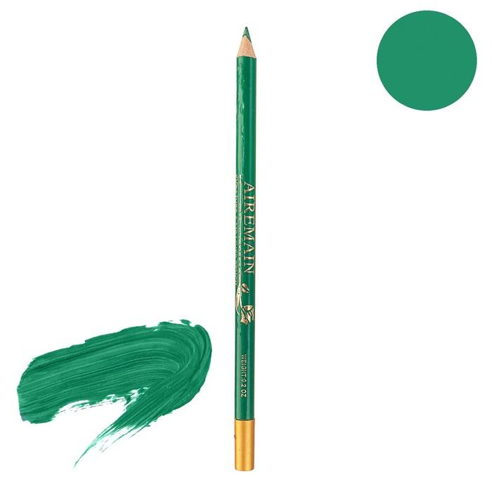 Карандаш Aireman, с точилкой, темно-зеленый № 60