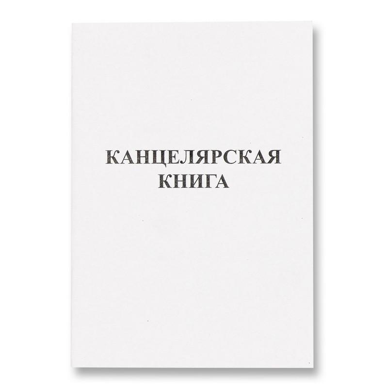 Бух книги учета облож.картон (линейка) 48л. блок офсет
