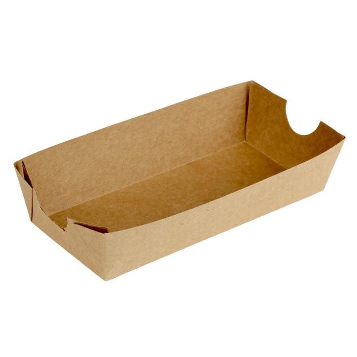 Лоток для хот-догов, 16,5 х 7 х 4 см