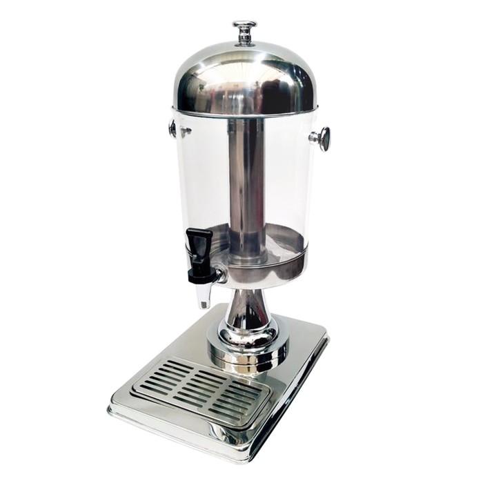 Диспенсер для напитков GASTRORAG ZCF501, 7 л, трубка для измельченного льда 0.9 л