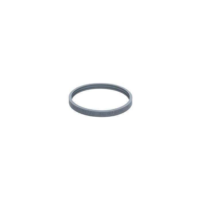 Уплотнительное кольцо, силиконовое, d 80 мм