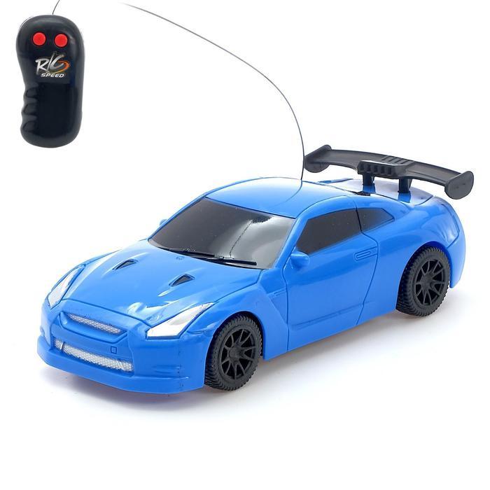 Машина радиоуправляемая «Скай», работает от батареек, МИКС
